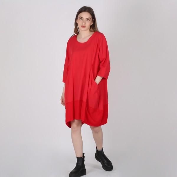 Shirt Baumwolle Jersey Rot